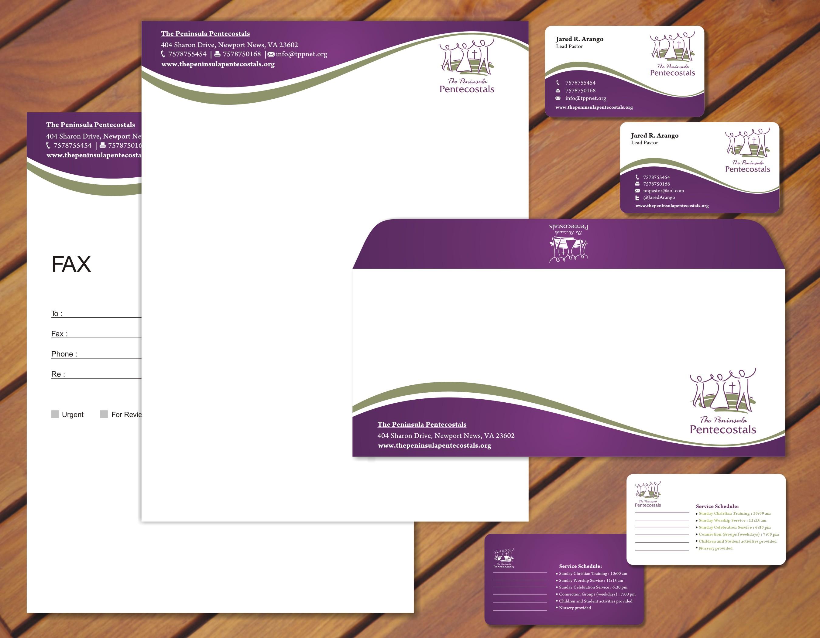 Design 4 business card letterhead or stationery by tehseenmahmood spiritdancerdesigns Gallery