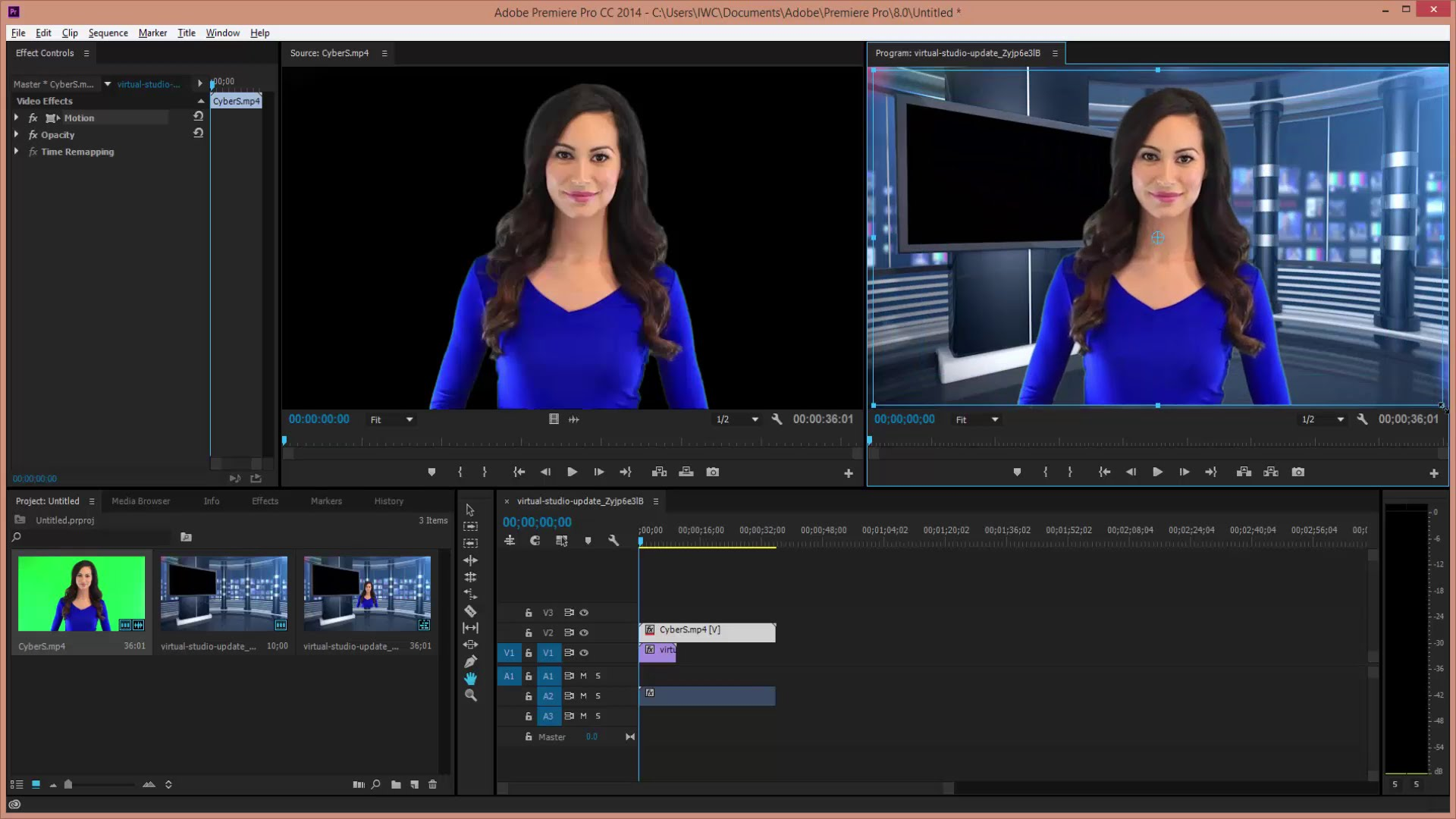 The best sites for green screen video footage.