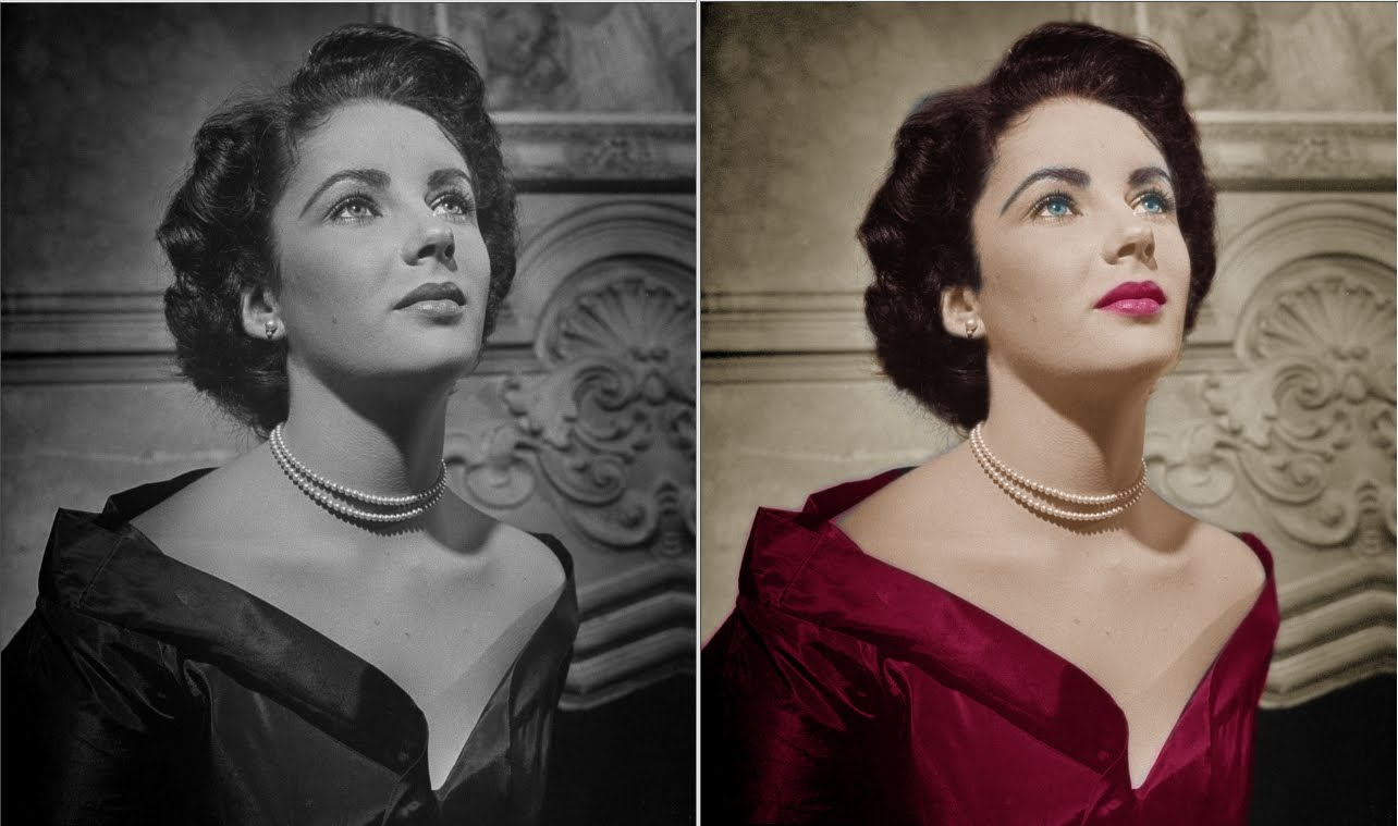 Colorize your black and white photos by royaleart98