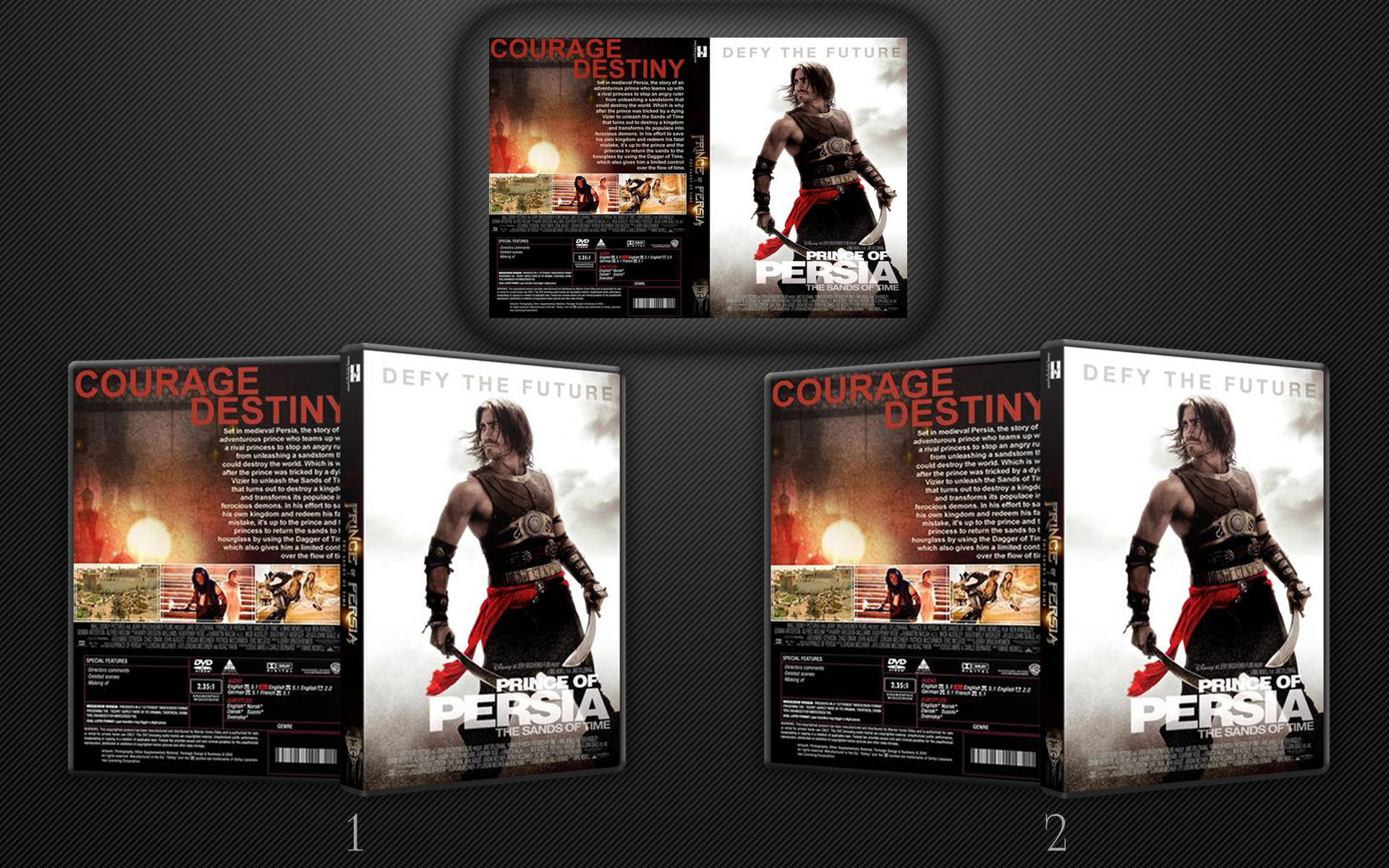 Design a professional album cover dvd by Marwane2020