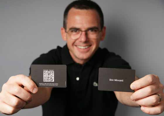 Create qr code for your linkedin profile by dudetram reheart Images