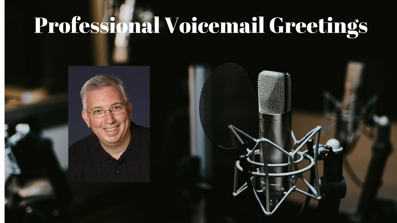 Record A Professional Voicemail Greeting By Irishguy1