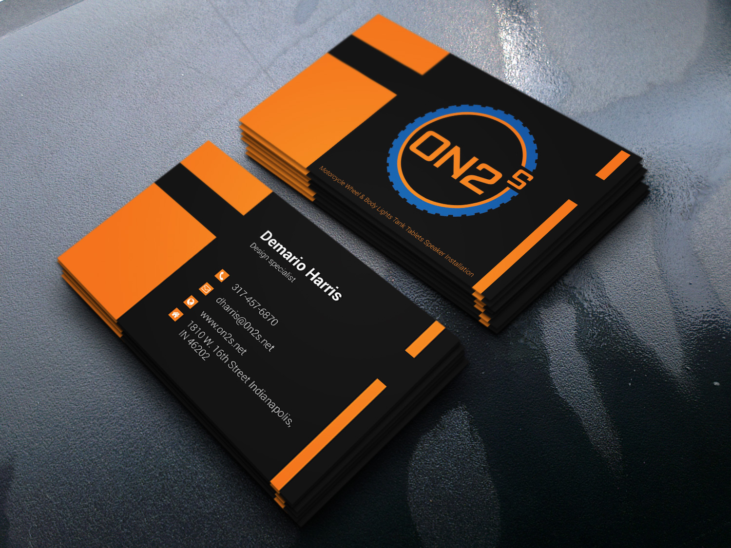 Design 3 outstanding business card by creativesayed25 reheart Image collections