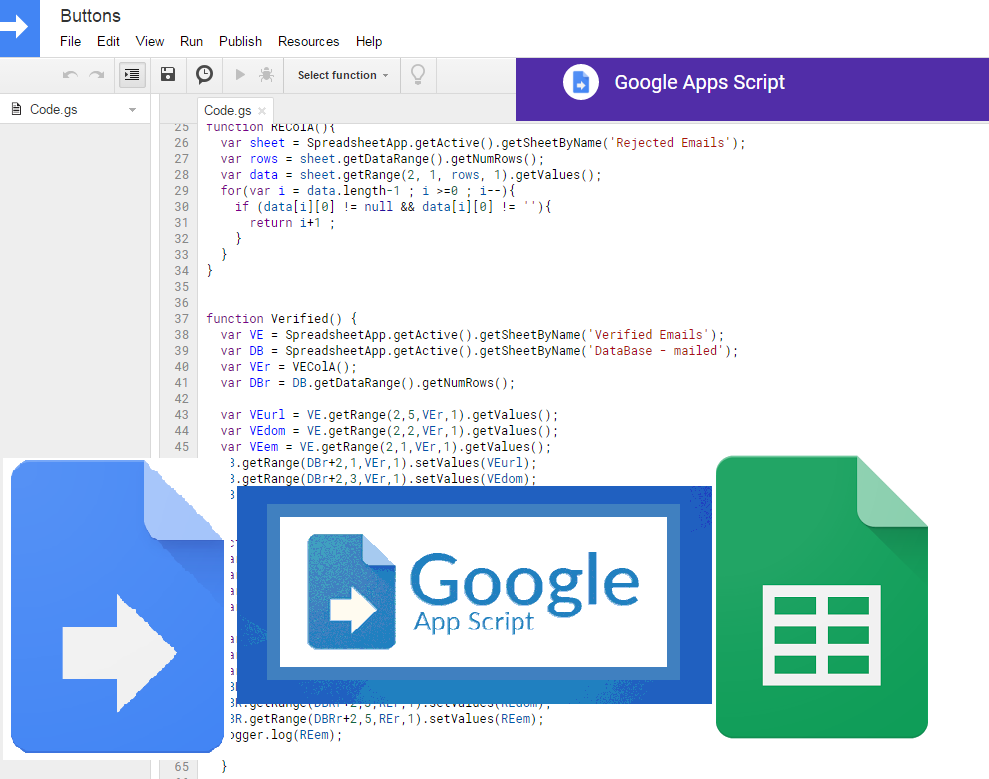 Build Custom Functions And Macros On Your Google Sheets By Jupitterx