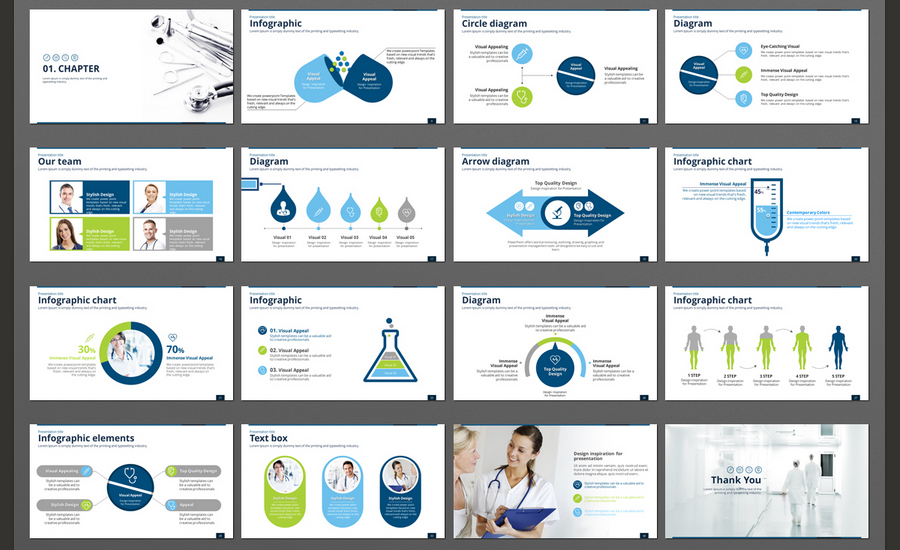 design your presentations like one of the best by zainabmazhar