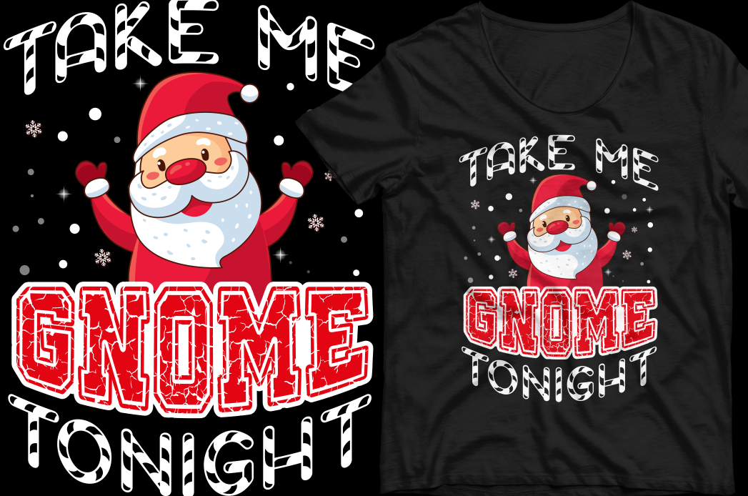 Create Christmas Sweater And T Shirt Design By Reberyah