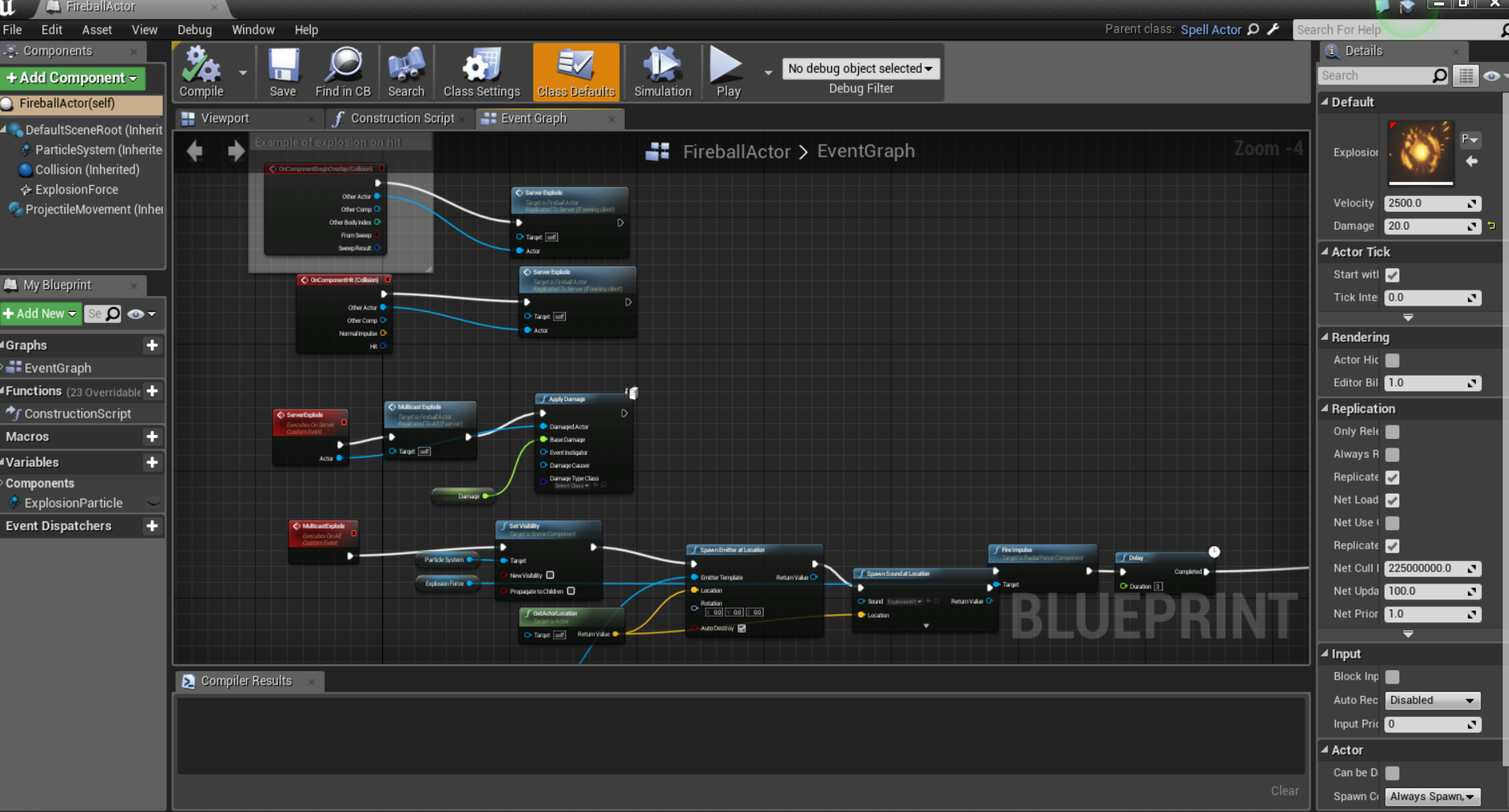 Code unreal engine 4 blueprints by crazytoby malvernweather Image collections