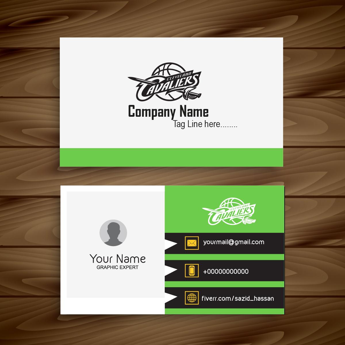 Design stylish business card,stationery,letterhead by Sazid_hassan