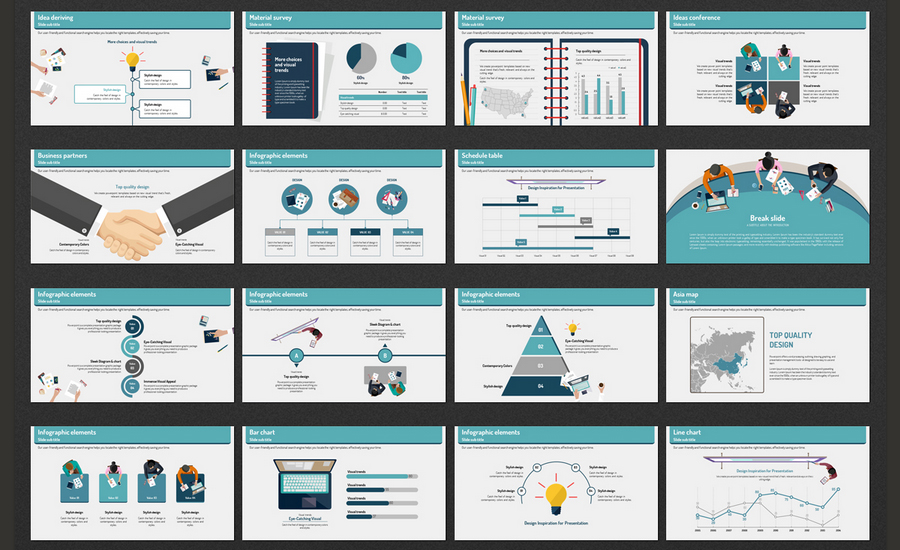 design professional powerpoint presentations by mahfuzur975
