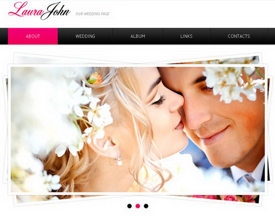 Create Wedding Invitation Website By Proexpertlancer