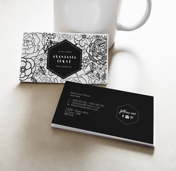 Design 2 sided business cards for your business by arishasethi colourmoves