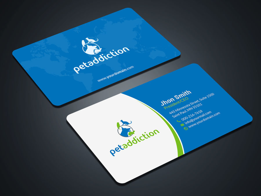 design professional business card and stationery by s1pkmondal143 - Professional Business Cards