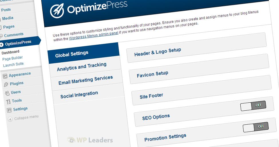 Setup your optimize press website by Kunalupwork