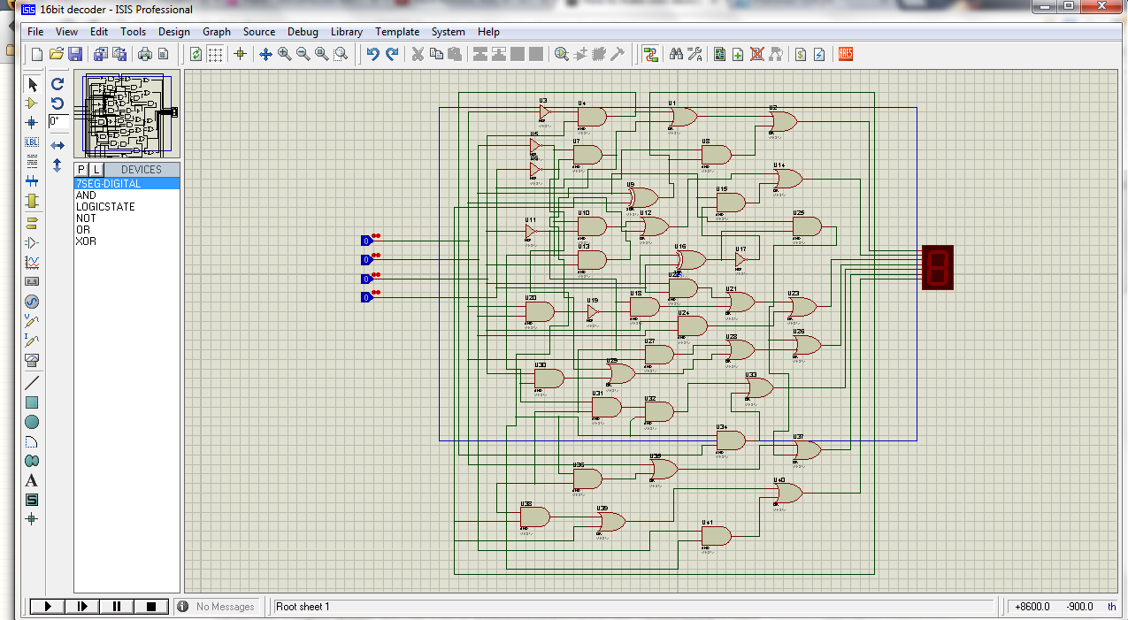 Design Any Circuit On Proteus Or Multisim And Also Do Assignments By Digital Electronic Projects With Hassamtareen