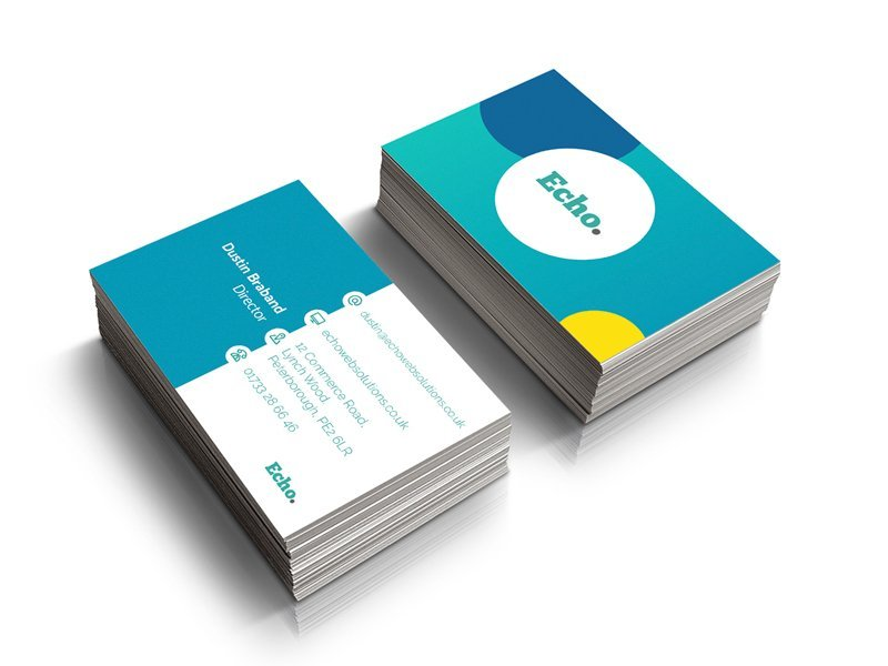 Design Professional Two Sided Business Card By Designerrr103