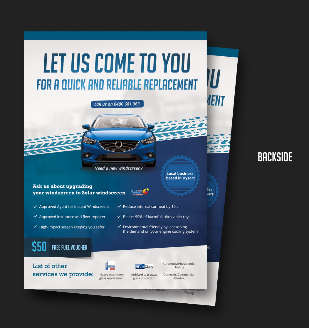 design professional flyer brochure for your business by mzrrony