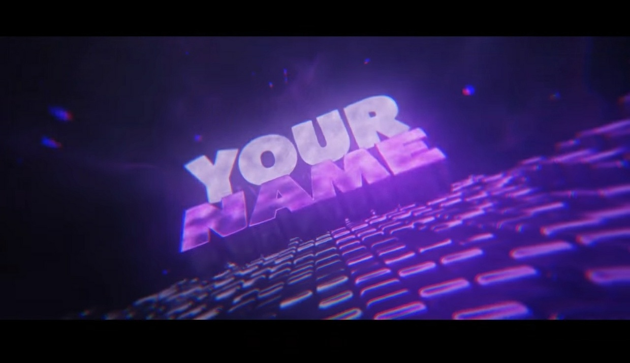 Create a dope intro in after effects by Violap159