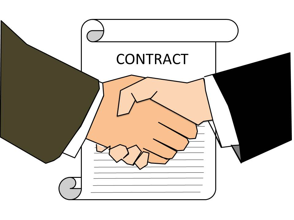 Write Contract Or Agreement For You By Stadenta2017