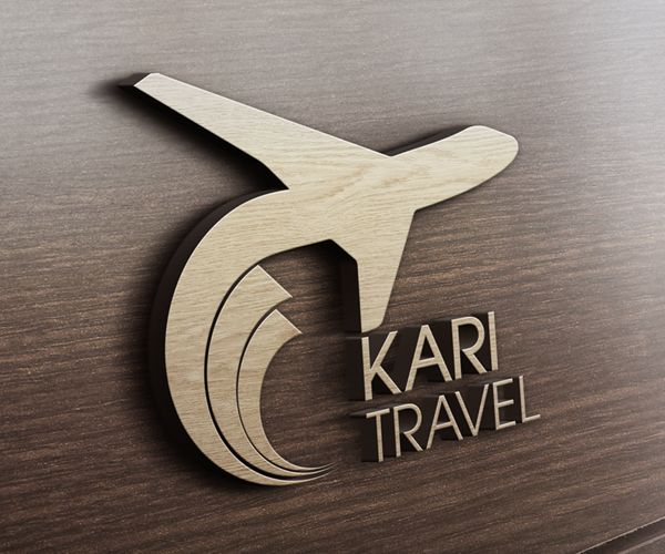 Design Super Hero 3d Travel Logo For Your Company By Jeffreyendo