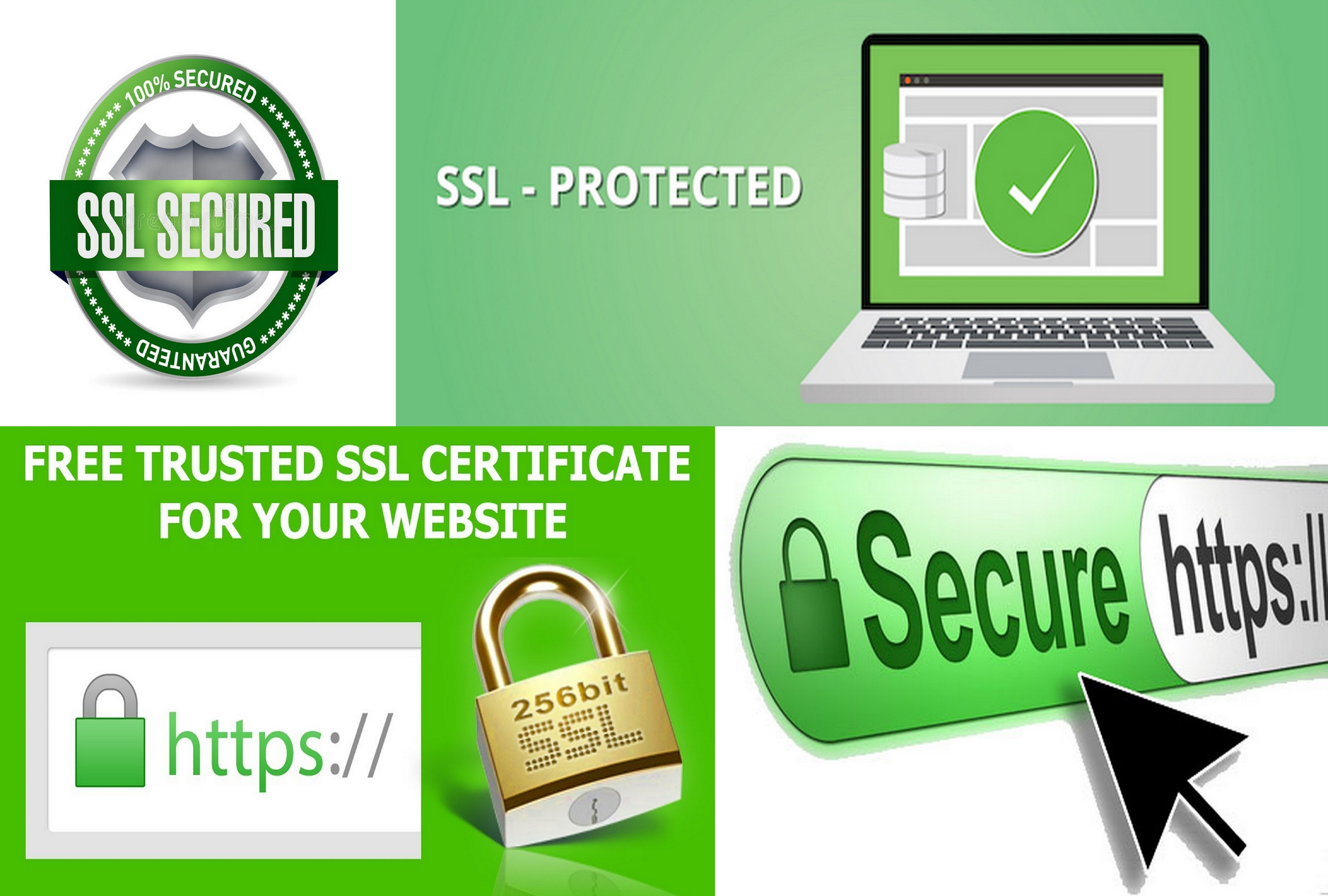 Configure Install Free Ssl Certificate For Lifetime By Techcorps