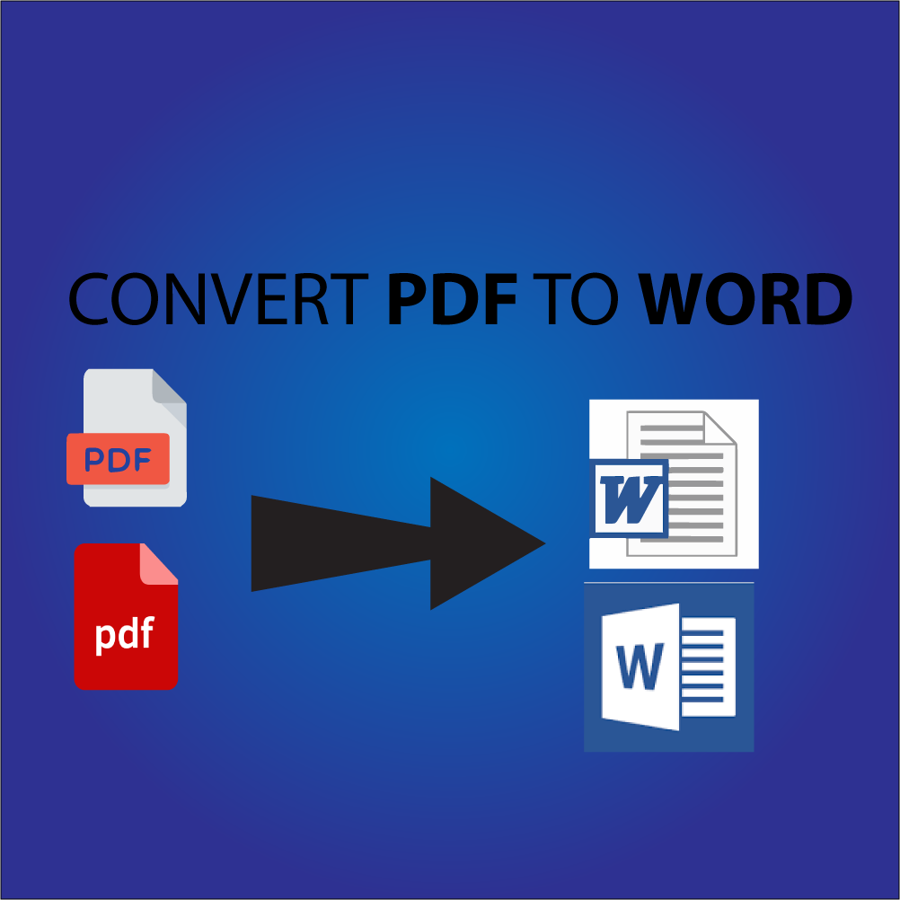 cant edit word document converted from pdf