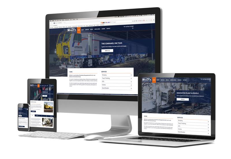 design responsive front end for websites or mobile apps by