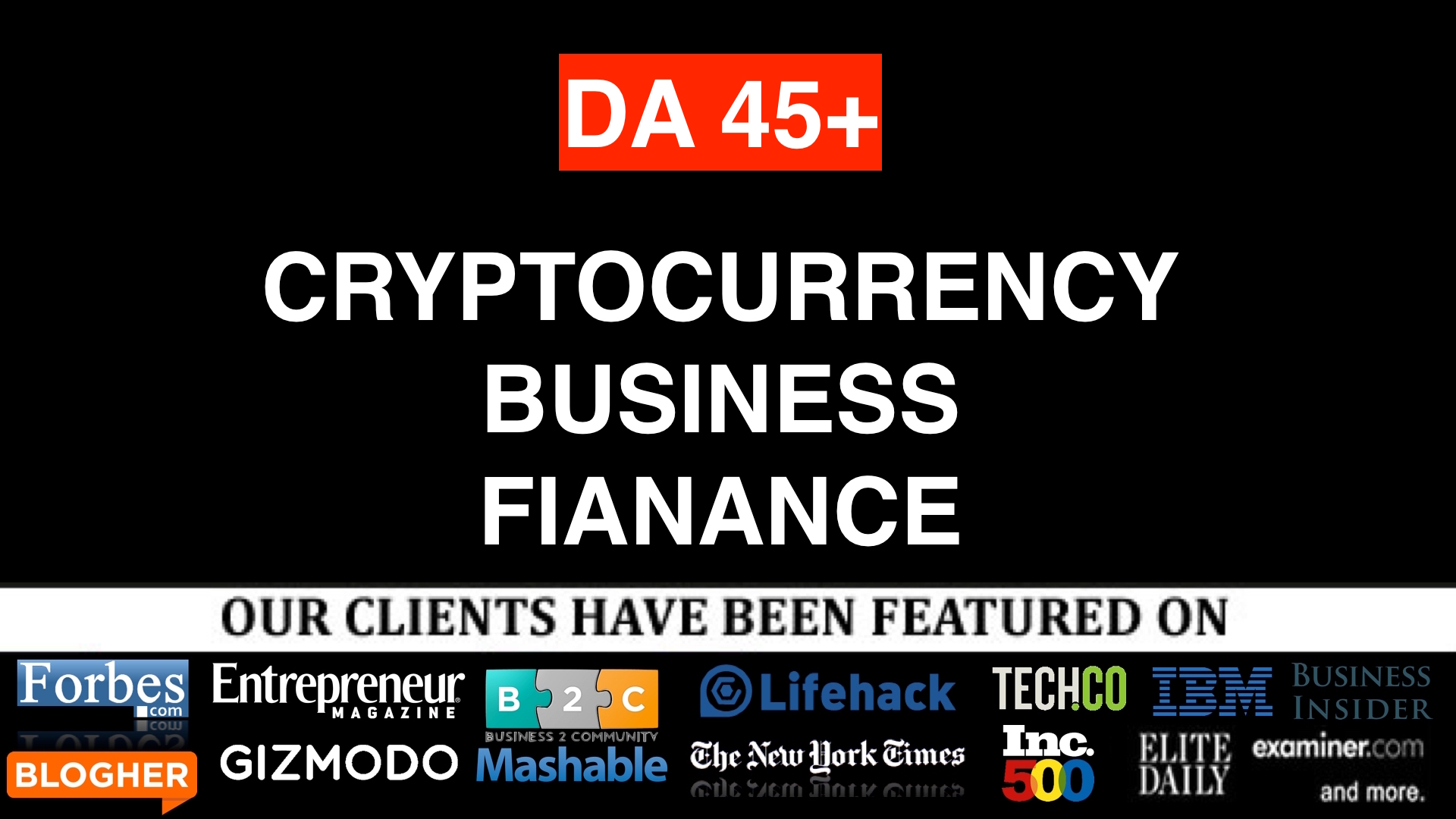 publish cryptocurrency and technology guest post on da 45 blog