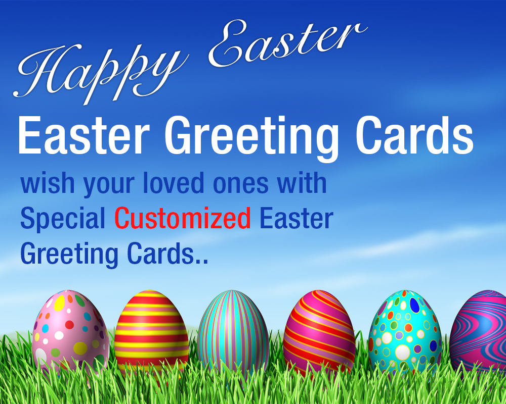 Easter Greeting Cards For Your Loved Ones By Sanueg