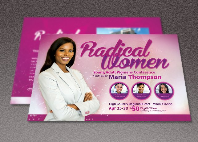 Design An Outstanding Church Flyer By Onlinearvind