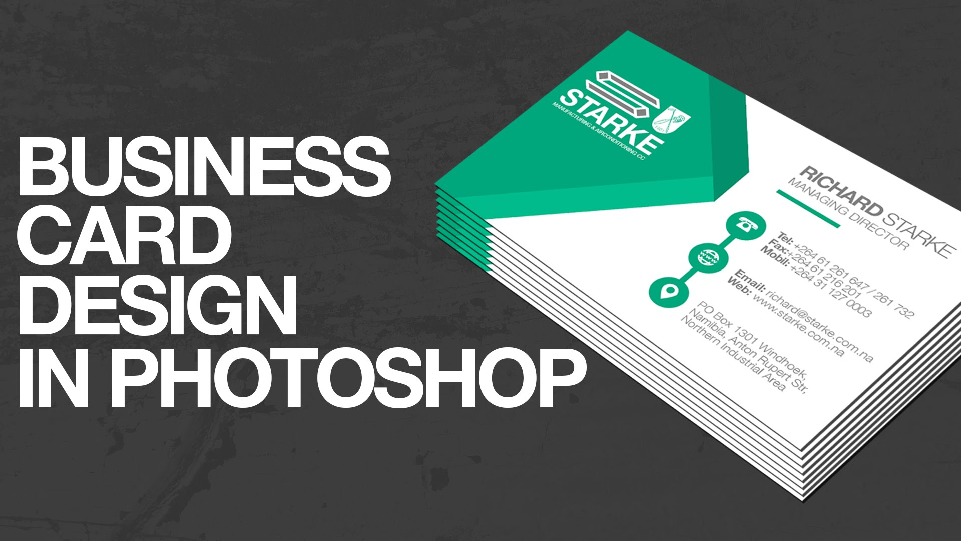 Design Your Business Card Or Stationery By Armanikamran