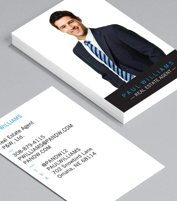 Create A Business Card Design By Digitalmindd