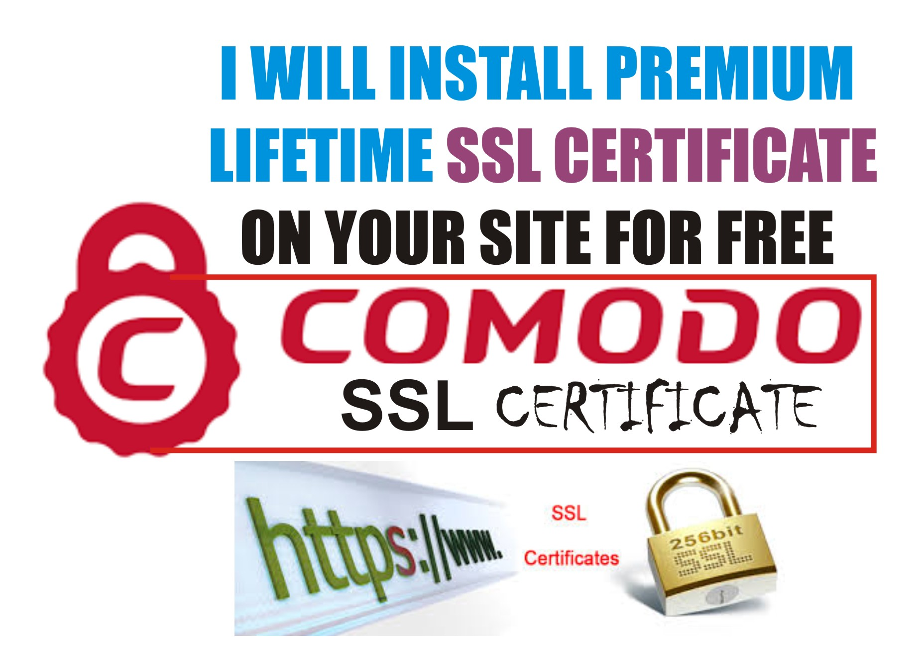 Generate And Install Ssl Certificate On You Domain Https By Elgibbor2