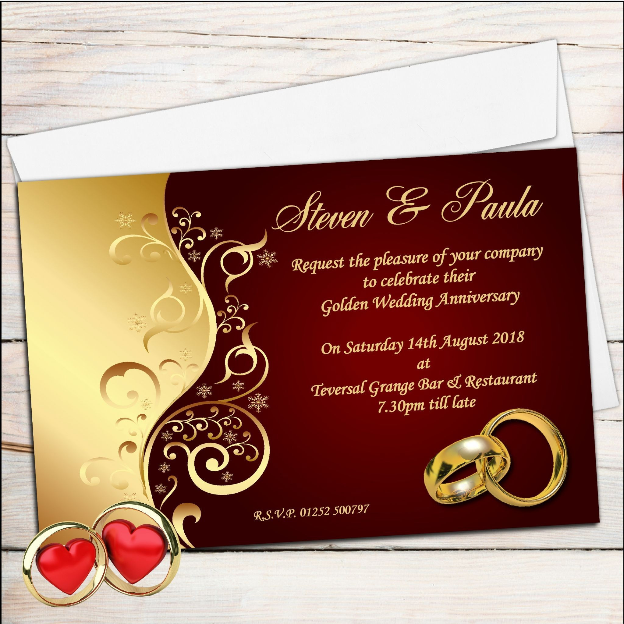 Do design invitation cards by Aakarshanie