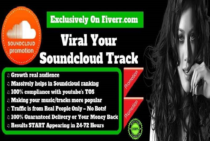 do viral soundcloud promotion within 72 hours