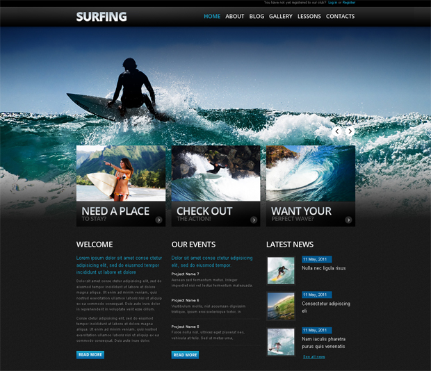 cool website templates cool web templates with best of psa template