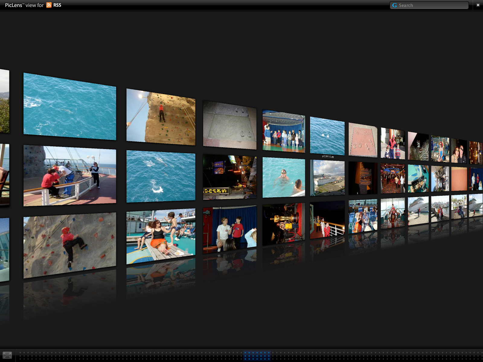 create a cool photo slideshow by rahulas