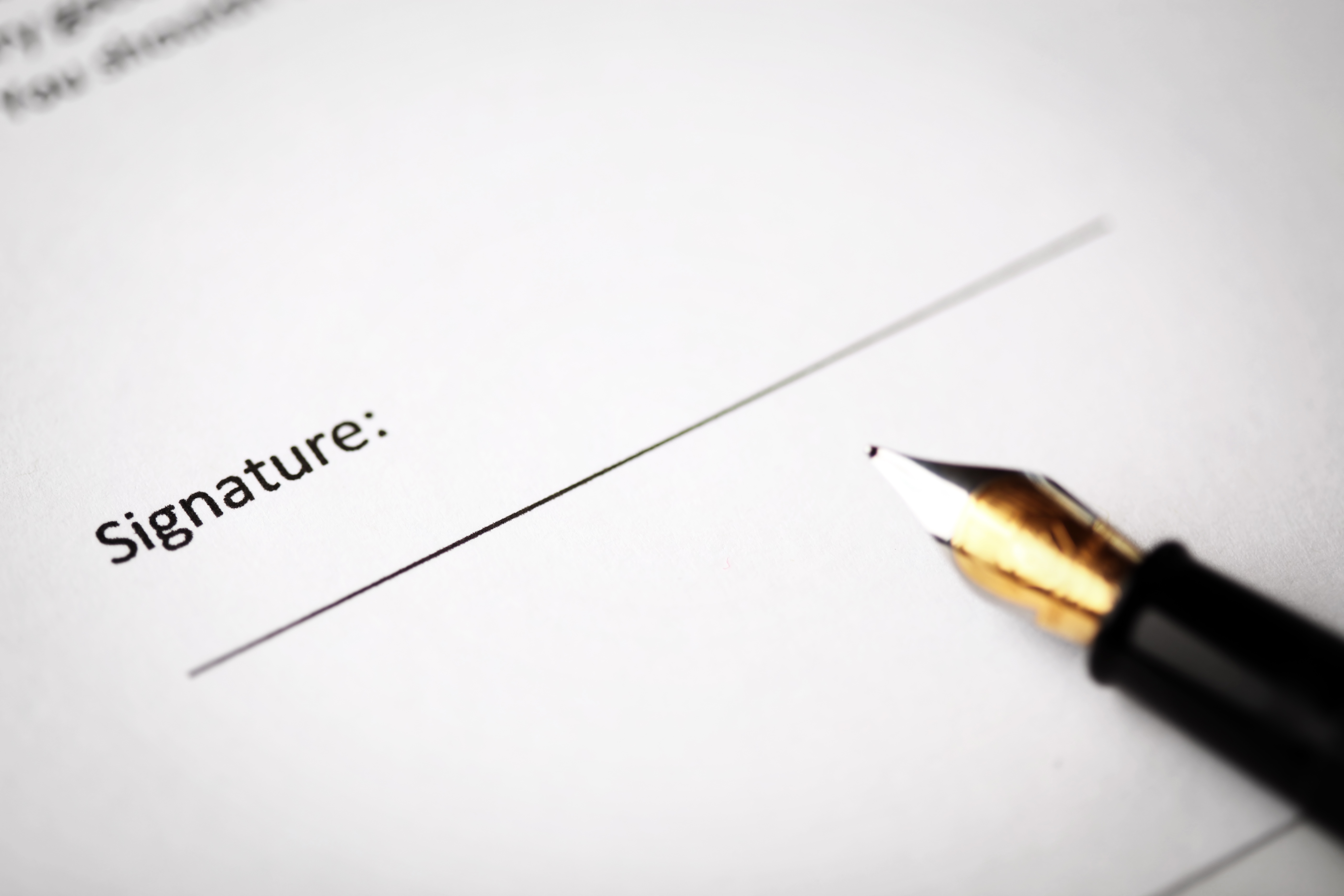 Write Any Legal Document Contracts Tenancy Agreements By Abdul - Signing legal documents