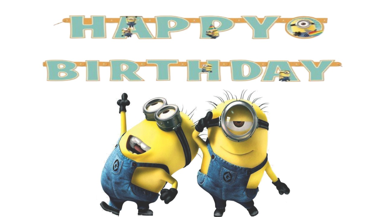 Create This Funny Despicable Me Happy Birthday Video With Your