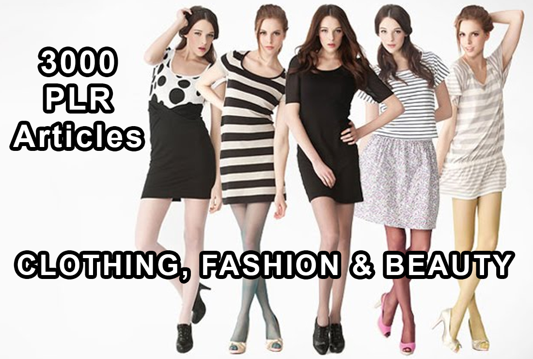 Fashion and beauty: a selection of articles