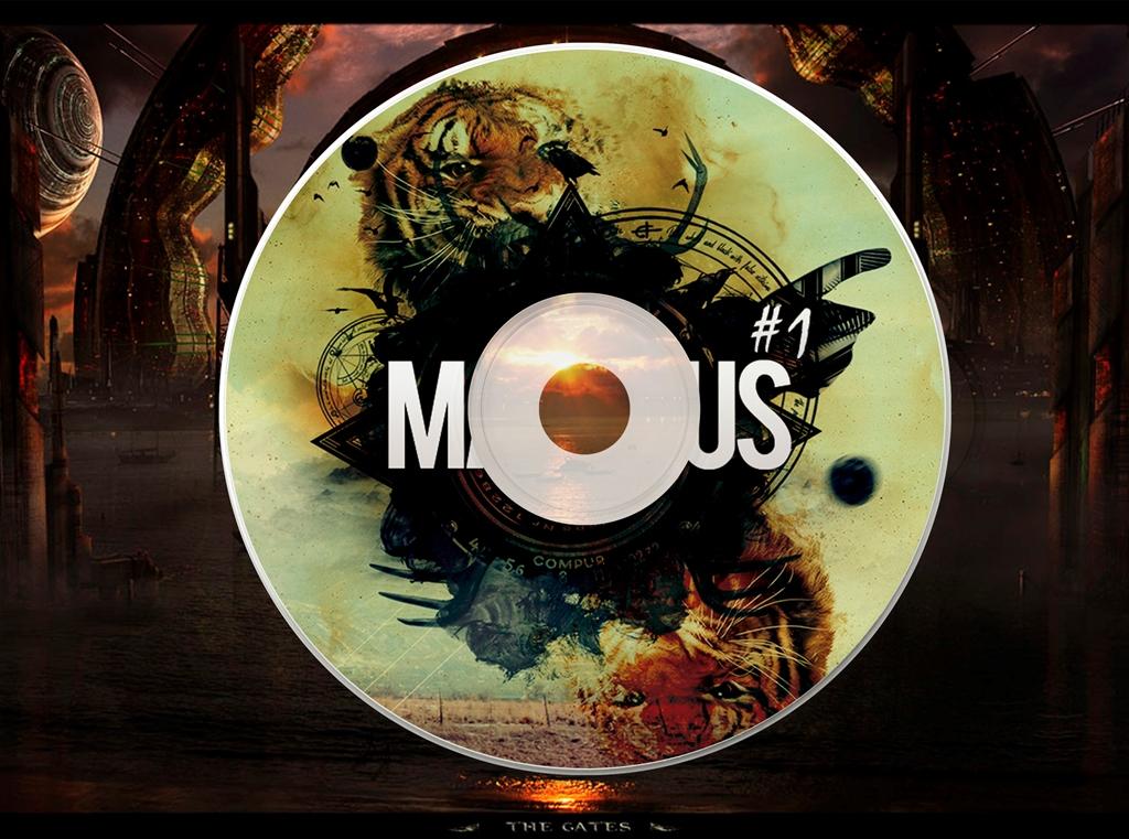Desing a professional cd cover by Jossmorera