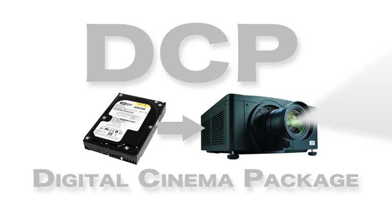 make a dcp and mpeg dcp for digital cinemas by charlessaleem