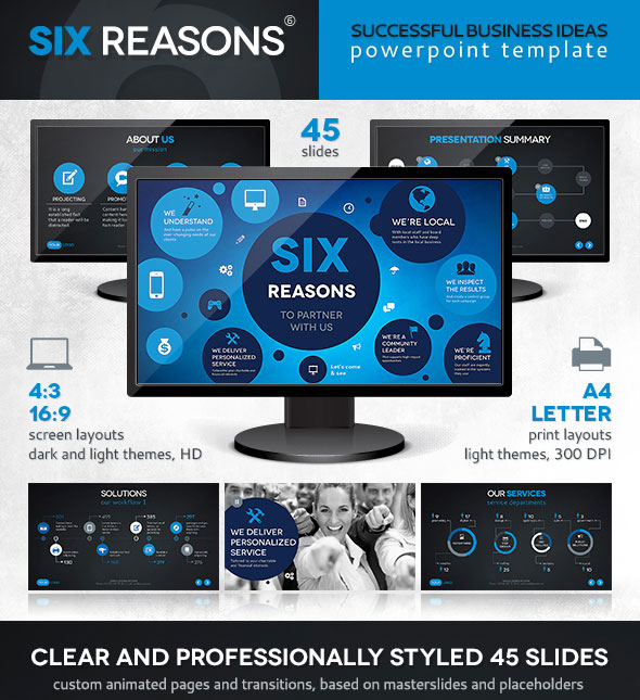 Design a professional and modern powerpoint template for you by mohcineb toneelgroepblik Choice Image
