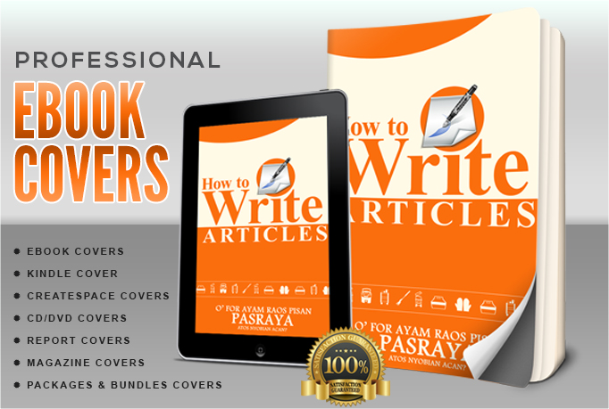 design superb ebooks or kindle cover by itsmohitchouhan