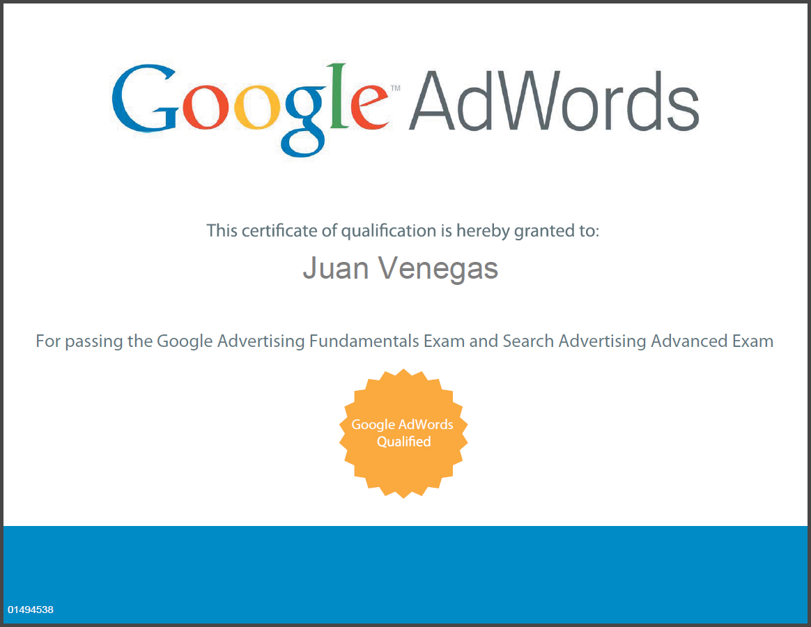 Clear Your Google Adwords Certfication Exam By Idcuteanup