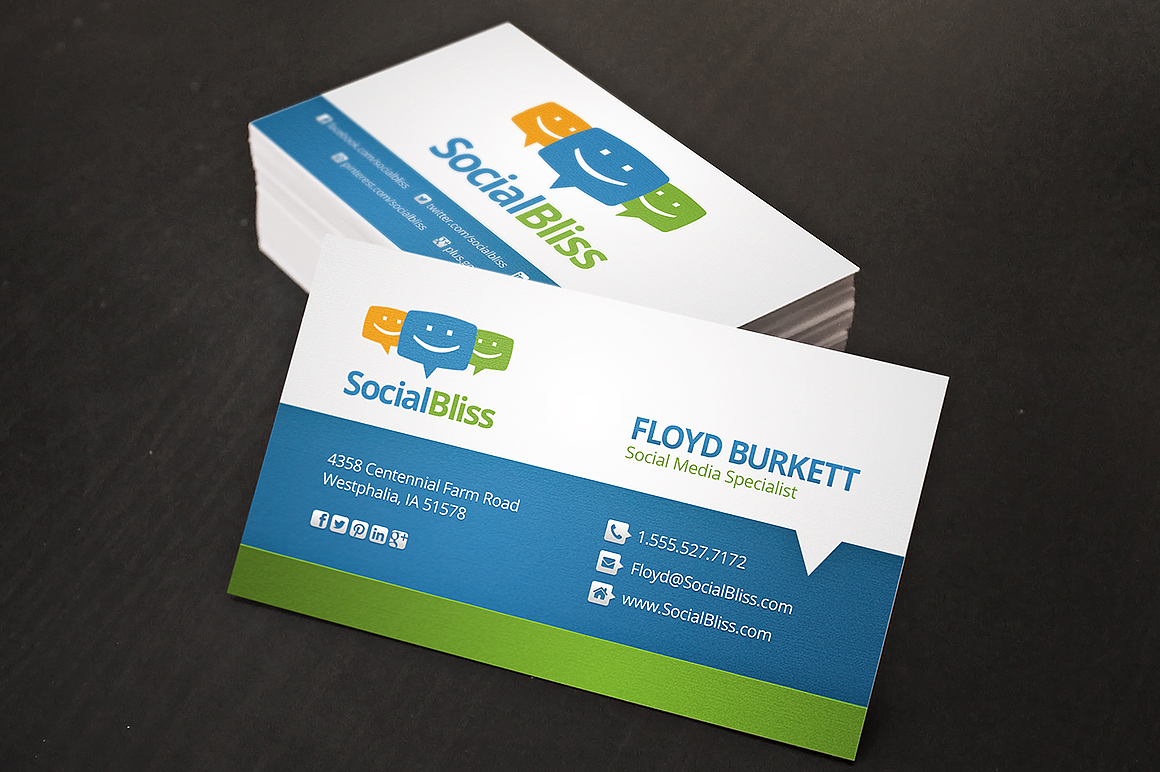 Create this custom social media business card for you by seoquick reheart Choice Image