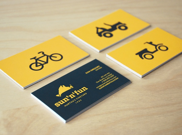 Make or edit your business card by oussamajebali reheart Image collections