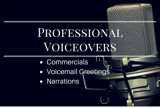 Record a male voiceover or voicemail greeting by irishguy1 m4hsunfo