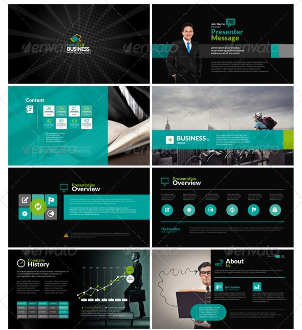 design any powerpoint presentation by kingmaddy0099