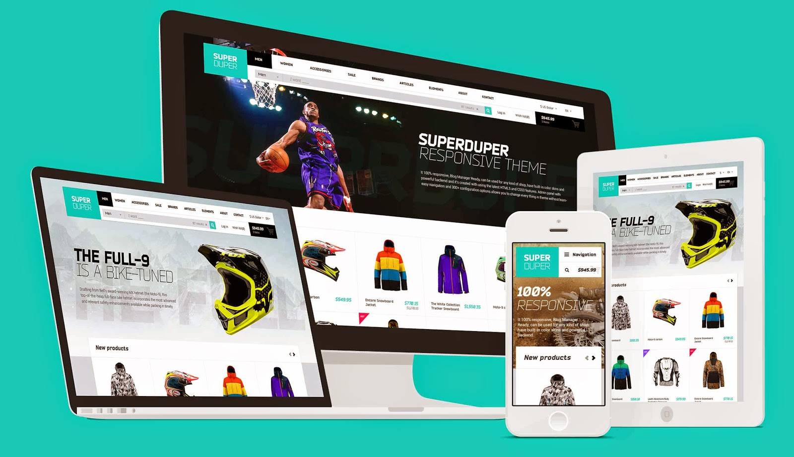 Build Responsive Ecommerce Website Html And Css By Patwaryjowel