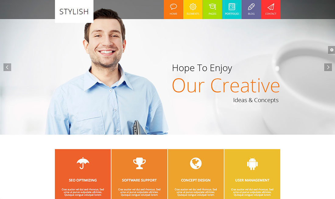 Install and customize wordpress theme by Waliyanajib